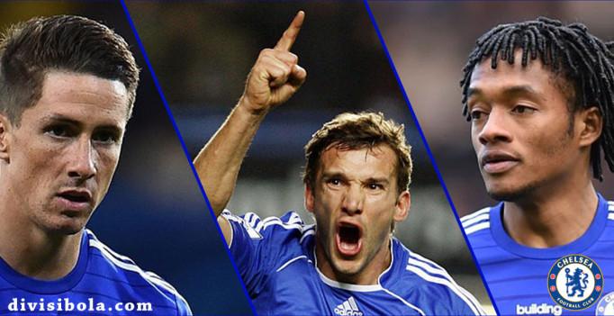 Pemain Yang Hancur Bersama Chelsea