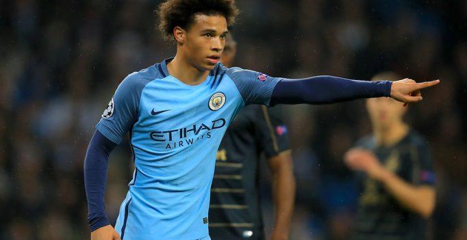 Leroy Sane, Manchester City